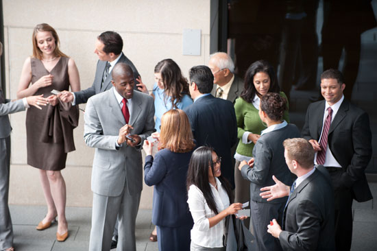 10 Ways To Be Successful At Networking Events