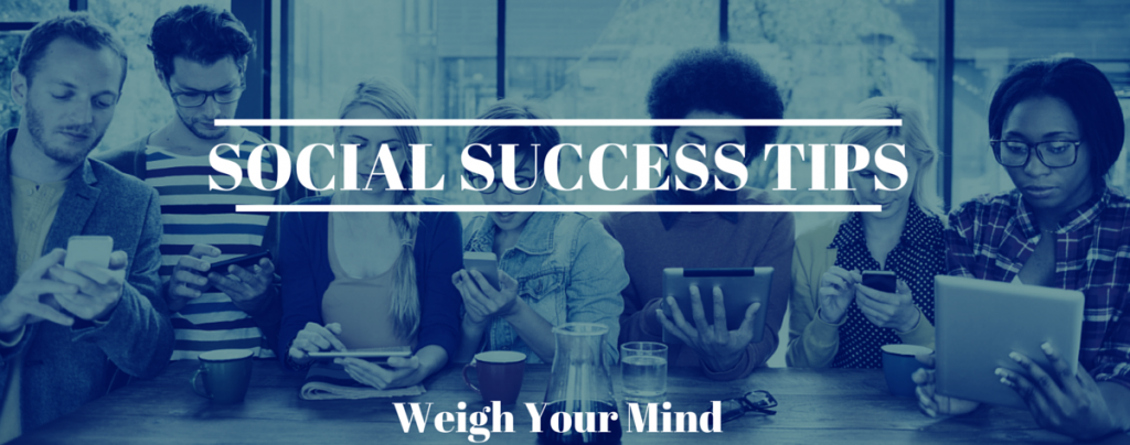 social success tips